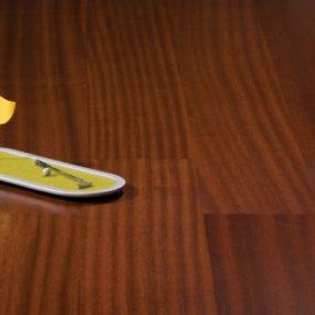 Dendro Sapelli Koyu Plank Lamine Parke