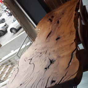 Kütük Masa ve Sehpa