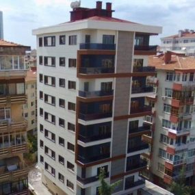 Be Yapı Çamlık Apartmanı